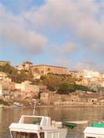 Il porto di Sciacca al tramonto  - Sciacca (2262 clic)