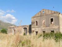 La Ex Linea Ferroviaria Burgio - San Carlo - Castelvetrano: Ex stazione capotronco di San Carlo  - San carlo di chiusa sclafani (2294 clic)