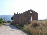 La Ex Linea Ferroviaria Burgio - San Carlo - Castelvetrano: Ex stazione capotronco di San Carlo  - San carlo di chiusa sclafani (2451 clic)