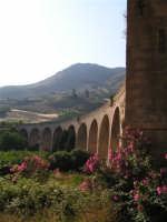 La Ex Linea Ferroviaria Burgio - San Carlo - Castelvetrano: Viadotto sul fiume Sosio nei pressi di San Carlo  - San carlo di chiusa sclafani (2127 clic)