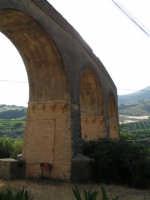 La Ex Linea Ferroviaria Burgio - San Carlo - Castelvetrano: Viadotto sul fiume Sosio nei pressi di San Carlo  - San carlo di chiusa sclafani (2075 clic)