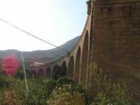 La Ex Linea Ferroviaria Burgio - San Carlo - Castelvetrano: Viadotto sul fiume Sosio nei pressi di San Carlo  - San carlo di chiusa sclafani (1848 clic)