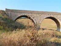 La Ex Linea Ferroviaria Burgio - San Carlo - Castelvetrano: Ex viadotto nei pressi di Sambuca di Sicilia  - San carlo di chiusa sclafani (3846 clic)