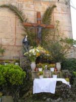 Pasqua a Caltabellotta: Altare a San Paolo  - Caltabellotta (1898 clic)