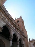 Vista della Piazza del Duomo di Monreale  - Monreale (1407 clic)