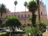 Vista della piazza del Duomo di Monreale  - Monreale (1948 clic)