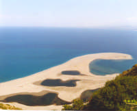 I laghetti in località Marinello si trovano alle spalle del Santuario di Tindari! Il luogo è suggestivo ed il cielo ed il mare che si fondono creano uno spettacolo naturale di ineguagliabile bellezza!    - Marinello (7884 clic)
