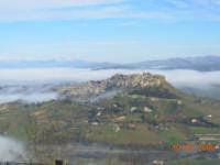 Paesaggio immerso nella nebbia bis  - Calascibetta (5782 clic)