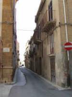 Centro storico - Via Salinisti.  - Marsala (1661 clic)