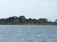 Mozia vista da una barca.   - Mozia (4882 clic)