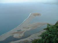 Vista della spiaggia con i laghetti di Tindari  - Tindari (6398 clic)