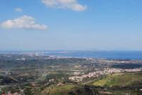 Panorama del golfo di Milazzo  - Roccavaldina (4869 clic)
