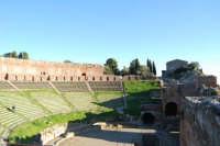 Anfiteatro greco di Taormina  - Taormina (6165 clic)
