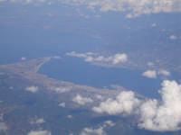Lo Stretto dall'alto...molto alto!  - Messina (4098 clic)