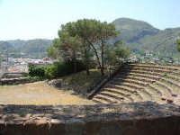 Il teatro del Castello.  - Lipari (2804 clic)