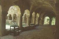 Il chiostro benedettino della Cattedrale di San Bartolomeo Apostolo.  - Lipari (4378 clic)