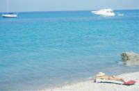 L'incantevole azzurro del mare eoliano.  - Lipari (4517 clic)