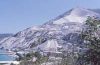 le bianche montagne delle cave di pomice  - Lipari (12868 clic)