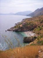 Veduta della 1° caletta della Riserva naturale dello Zingaro!!  - San vito lo capo (2382 clic)