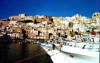 Veduta di Sciacca (AG)dal molo del porto lato di levante, foto di Gerry   - Sciacca (6198 clic)