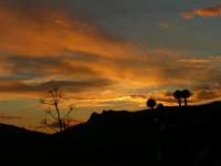 tramonto a trabia   - Sommatino (3742 clic)