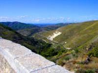 vista a ovest  - Monterosso almo (1972 clic)