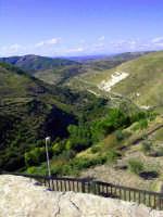 vista a ovest  - Monterosso almo (1998 clic)