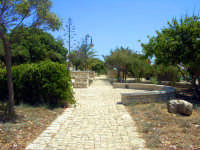 giardini al lungomare  - Marina di modica (2738 clic)