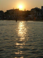 tramonto  - Sampieri (1534 clic)