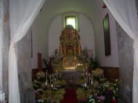 Chiesa Madre di S.Agata GiovediSanto 2007 Altare della Reposizione  - Alì (10659 clic)