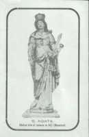 Cartolina di S.Agata anni 60  - Alì (3216 clic)