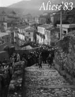 Processione di S.Agata anni 50  - Alì (3520 clic)