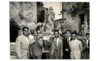 Processione anni '50 di Santa Maria del Bosco   - Alì (4687 clic)