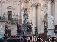 Piazza Duomo - Festa di S. Lucia 2009  - Siracusa (4178 clic)