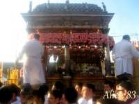 Processione esterna di S.Agata 2008  - Catania (1328 clic)