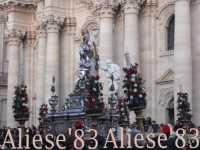 Piazza Duomo - Festa di S. Lucia 2009  - Siracusa (3929 clic)