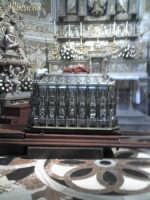 Basilica Cattedrale- Cappella di S.Agata- Scrigno delle reliquie di S.Agata  - Catania (3120 clic)