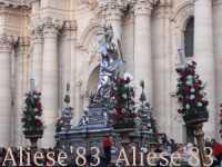 Piazza Duomo - Festa di S. Lucia 2009  - Siracusa (4117 clic)