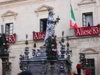 Piazza Duomo - Festa di S. Lucia 2009  - Siracusa (4928 clic)