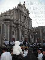 Basilica Cattedrale Festa di S.Agata 4 febbraio 2010  - Catania (3706 clic)