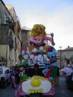 Carnevale2006 carro allegorico La Prova del Cuoco  - Alì (5359 clic)