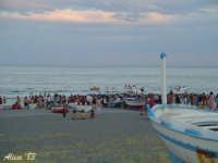 Processione a mare dell'Immacolata 11 Agosto 2007  - Nizza di sicilia (2384 clic)