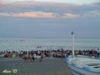 Processione a mare dell'Immacolata 11 Agosto 2007  - Nizza di sicilia (2314 clic)