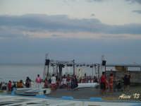 Processione a mare dell'Immacolata 11 Agosto 2007  - Nizza di sicilia (2590 clic)