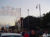 Processione a mare dell'Immacolata 11 Agosto 2007  - Nizza di sicilia (2084 clic)