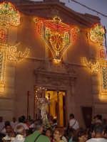 Processione a mare dell'Immacolata 11 Agosto 2007  - Nizza di sicilia (2203 clic)