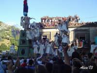 Festa della Vara 12 Agosto 2007  - Fiumedinisi (1755 clic)