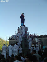 Festa della Vara 12 Agosto 2007  - Fiumedinisi (1937 clic)