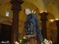 Festa della Vara 12 Agosto 2007 Processione dei simulacri dell'Arcangelo Gabriele e di Maria SS. Annunziata  - Fiumedinisi (2144 clic)