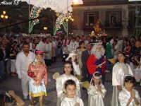 Festa della Vara 12 Agosto 2007 i personaggi della Vara   - Fiumedinisi (3693 clic)